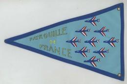 (Aviation) Fanion De La Patrouille De France . - Aviation