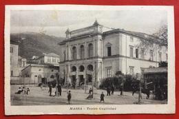 MASSA   TEATRO GUGLIELMI   1916 - Massa