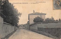 Romanèche Thorins La Sambinerie Canton La Chapelle De Guinchay - France