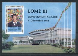 Togo 1984 Economic Convention Lome MS MLH - Togo (1960-...)