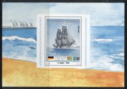Togo 1984 Sailing Ship La Sophie MS MLH - Togo (1960-...)