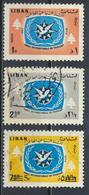 °°° LIBANO LIBAN - YT 267/68/76 - 1967/1972 °°° - Lebanon