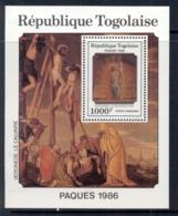 Togo 1986 Easter MS MLH - Togo (1960-...)