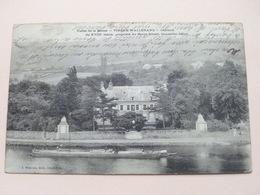 VIREUX-WALLERAND Château Du XVIIIeSiècle Baron Sibuet ( J. Winling ) Anno 1905 ( Voir Photo ) ! - Charleville