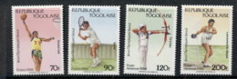 Togo 1988 Summer Olympics Seoul MLH - Togo (1960-...)