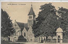53, Mayenne, LAVAL, La Cathédrale, Scan Recto-verso - Laval
