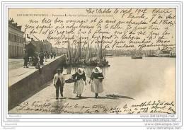 85 LES SABLES D'OLONNE PANORAMA   - VOIR LES SCANS POUR PLUS DE RENSEIGNEMENTS BELLES PHOTOS - Sables D'Olonne