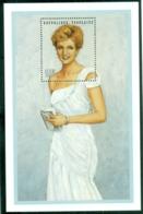 Togo 1997 Princess Diana In Memoriam, Sheer Elegance MS MUH - Togo (1960-...)