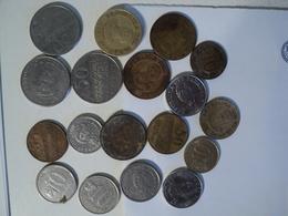 PARAGUAY. LOT DE 18 PIECES DIFFERENTES. 1975 / 2004 - Paraguay