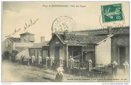 85 PLAGE DE BRETIGNOLES - VILLA DE VAGUES   N° 315078 - Sonstige Gemeinden