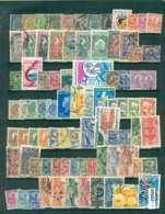 Tunisia 1900 On Assorted Oddments MH/FU Lot49502 - Tunisia
