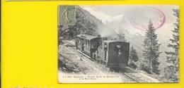 CHAMONIX Chemin De Fer Du Montanvers (Jullien) Haute Savoie (74) - Chamonix-Mont-Blanc