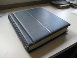 Leuchtturm VD Album BRD 1949 - 1980. 1960 / 70er Jahre Komplett ** / Auch Helfer Der Menschheit Nr. 222-225 ** Unterrand - Sammlungen (im Alben)