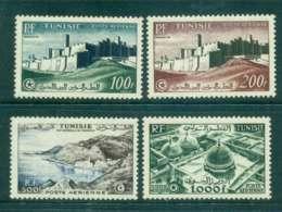 Tunisia 1953-54 Air Mail Pictorials MLH Lot46461 - Tunisia