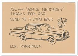 Jantje Mercedes, Panningen - QSL-Kaarten