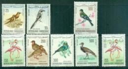Tunisia 1965-66 Birds Asst MUH - Tunisia