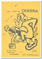 Odessa, Koningslust - CB