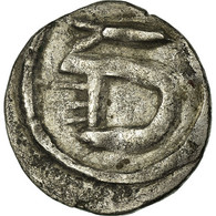 Monnaie, France, Denier, Metz, TTB+, Argent, Belfort:2967 - 470-751 Monnaies Mérovingiennes