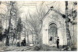 73. Lac D'aiguebelette. Chapelle De La Grande Ile - Autres Communes