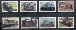 Uganda 2000 Trains MUH - Uganda (1962-...)