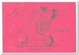 Havik, Maasbree - QSL-Kaarten