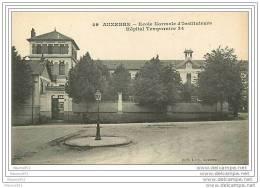 89 AUXERRE ECOLE NORMALE D'INSTITUTEURS   - A Saisir Petit Prix !!!!!!!! - Auxerre