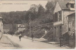 Pont Audemer Route De Quillebeuf - Pont Audemer