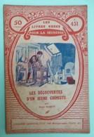 LES DECOUVERTES D'UN JEUNE CHIMISTE Par René SAMOY - Collection Les Livres Roses Pour La Jeunesse - N°431 - Books, Magazines, Comics