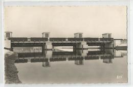 26 Drome Donzère Canal Usinier Barrage De Garde 1953 Ed Tardy De Marseille - Donzere