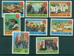 Zaire 1980 Salvation Army Centenary In US MUH - Stamps