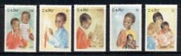 Zaire 1981 Xmas MUH - Stamps