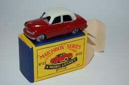 MATCHBOX N° 22 VAUXHALL CRESTA - Toy Memorabilia