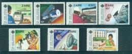 Zaire 1983 World Communications Year MUH - Stamps