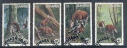 Zaire 1984 WWF Okapi FU - Africa (Other)