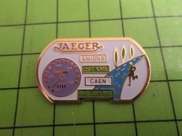210a Pin's Pins / Beau Et Rare : Thème SPORTS : 1992 COURSE A PIED AMIENS CAEN 297 KM JAEGER - Athletics