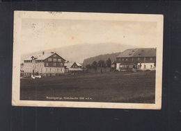 AK Riesengebirge Grenzbauden - Tschechische Republik