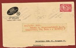 Infla Ab 15 April 1920 Auslandcorrespondenz  Drucksache - Briefe U. Dokumente