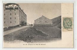 Italie Italia Italy -val D'aosta - Hospice Du Petit St Bernard Diligence 1907 , N 120 Ed Jarzuel Léon Bourg St Maurice - Italia