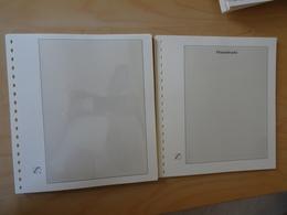 Lindner T Blanko 1er Sieger Edition 35 Blatt (7656) - Alben & Binder