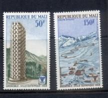 Mali 1968 Winter Olympics Grenoble MUH - Mali (1959-...)