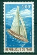 Mali 1971 America's Cup Yacht 200f MUH - Mali (1959-...)