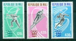 Mali 1976 Winter Olympics, Innsbruck MUH - Mali (1959-...)