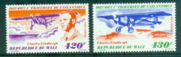 Mali 1977 Atlantic Aviation, Charles Lindberg MUH - Mali (1959-...)