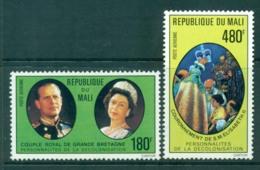 Mali 1977 Personalities In Colonisation (2/5) MUH Lot30416 - Mali (1959-...)