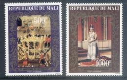 Mali 1978 QEII Coronation 25th Anniversary MUH - Mali (1959-...)