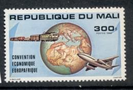 Mali 1980 European African Economic Conference MUH - Mali (1959-...)