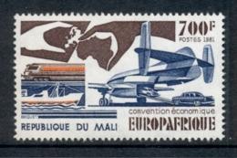 Mali 1981 Europafrica MUH - Mali (1959-...)