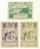 1920 - Austria - Berg Notgeld N68, - Austria