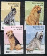 Mali 1997 Dogs MUH - Mali (1959-...)