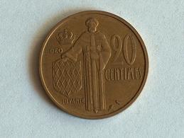 Monaco 20 Centimes 1962 - Monaco